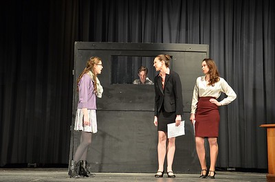 2013 - Vocal Work VHSL One Act