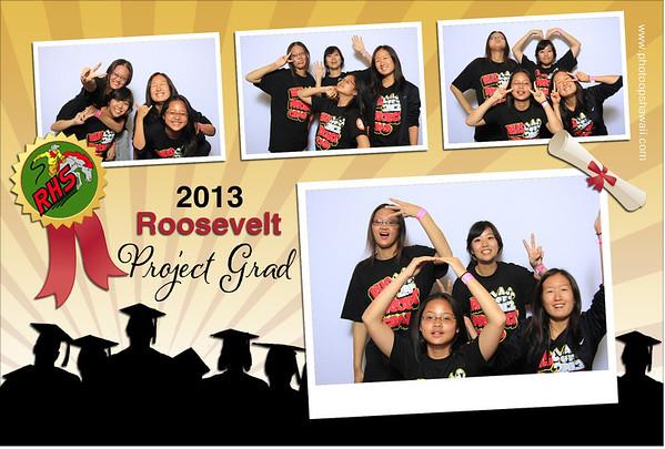 Roosevelt Project Grad 2013 (Fusion Portraits)
