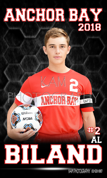 ANCHOR BAY HIGH SCHOOL BOYS SOCCER
