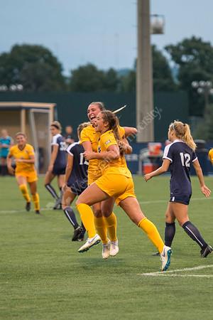 34881 Women's Soccer vs Xavier August 2018
