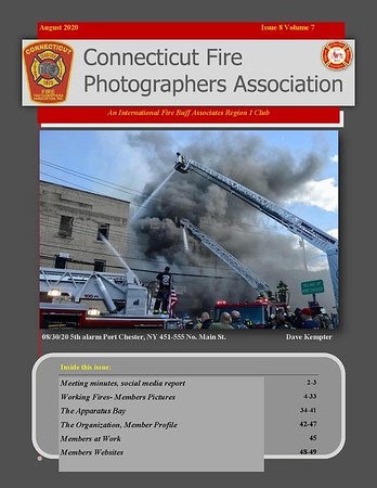 CFPA August 2020 Newsletter