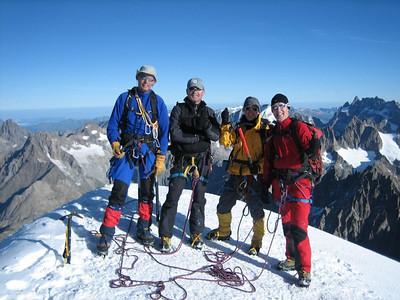 Alps, Ecrin, 2006