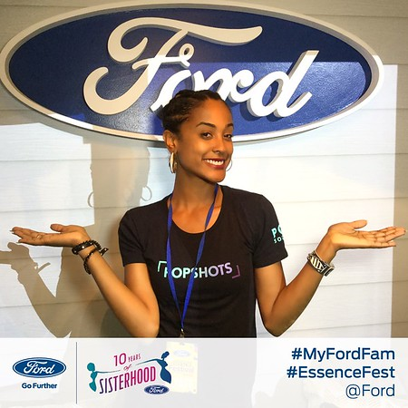 Ford At ESSENCE Festival New Orleans 2018 Photos