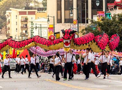 Chinatown - Lunar New Year 2019