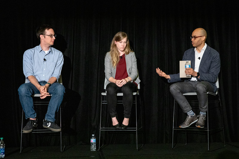 #VBTransform @VentureBeat  Daniel Wulin, Head of Data Science & Machine Learning, Wayfair,  Stephanie Rogers, Senior Product Manager, Recommendations, Pinterest Moderator: Sam Charrington, Host, This Week in Machine Learning & AI Podcast
