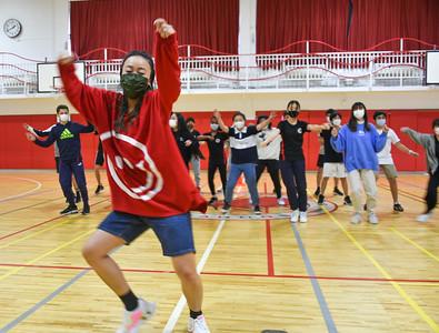 Gr. 8 Hip Hop and Scottish Dancing