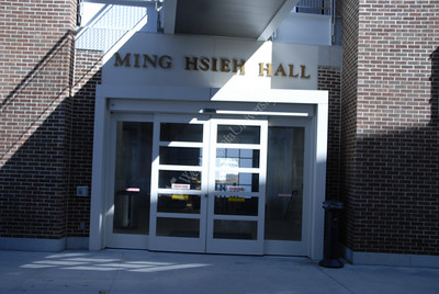 25215 Ming Hsiesh Hall shots
