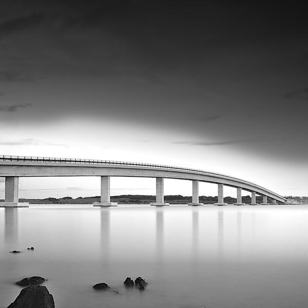 Brücke nach Vir, Kroatien