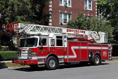 Brookline Fire Dept