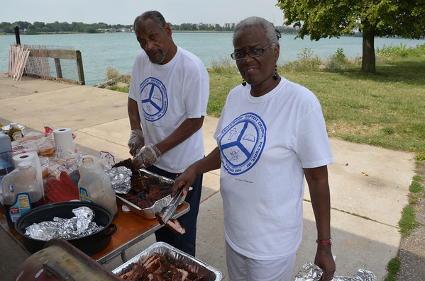 Sanctuary Fellowship  Picnic 2012