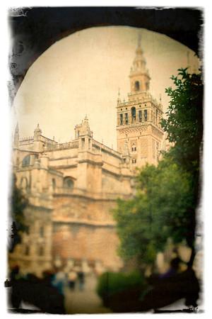Postales de Sevilla
