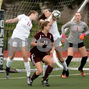 2016-17 Soccer Women's NCS Championship Carondelet vs Liberty