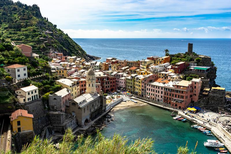 Vernazzo, the crown jewel of Cinque Terre