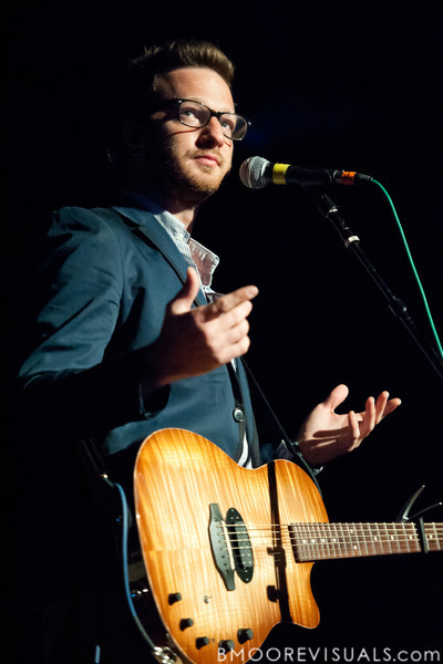 Chris August performs on November 11, 2011 at House of Blues in Orlando, Florida