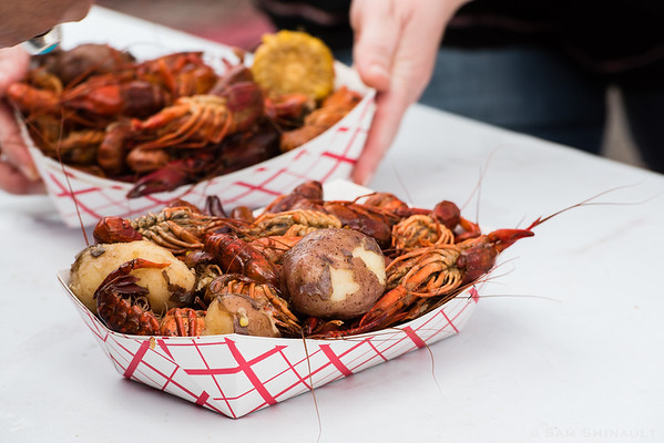 NOLA Crawfish Festival 2016