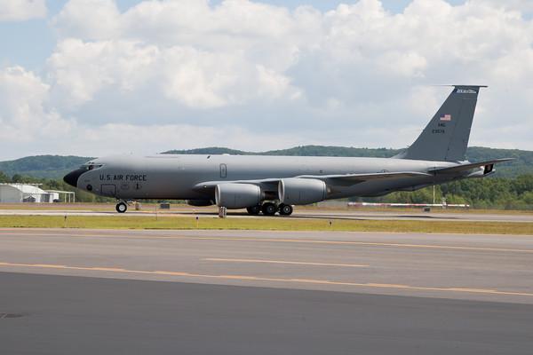 KC-135R Stratotanker, NH ANG Arrival 8/20/10