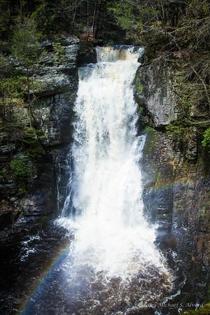 Bushkill Falls 2014