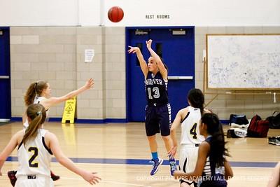 GV Basketball vs. BB&N