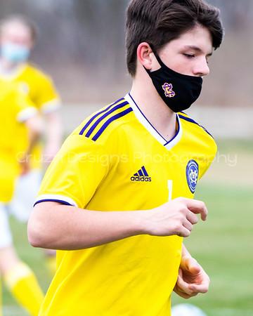 2021 CMHS Boys Soccer