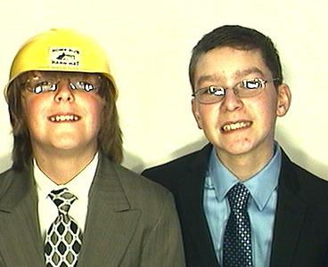 Ryan & Justin's B'nai Miztvah