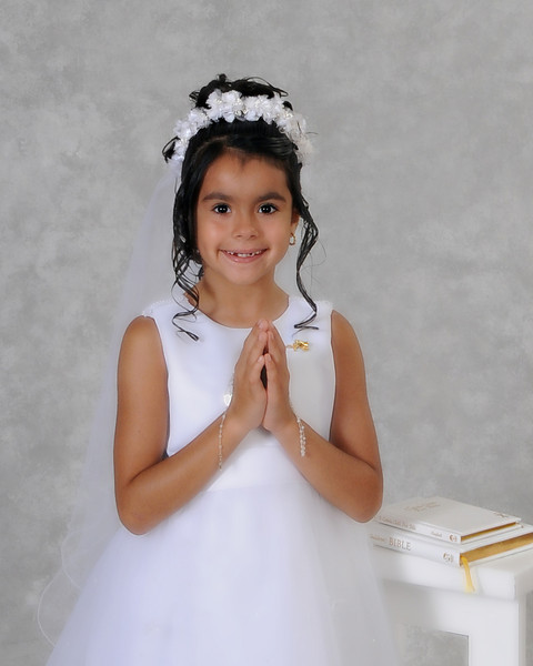 Alexa-1st Holy Communion Pictures