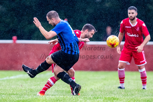Highgate FC vs Selston FC 6th August 2019