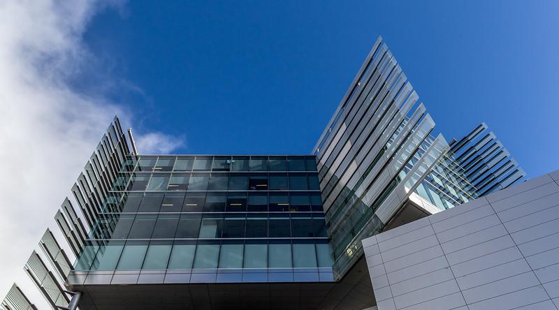 «Sir Owen G. Glenn Building» der «The University of Auckland Business School Executive Education»
