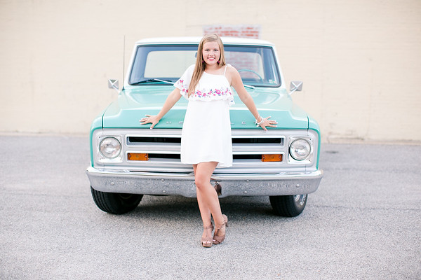 Cecily | Senior Session | Sweet E Photography