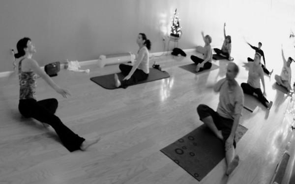New Year Yoga Celebration CPY