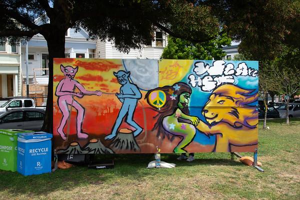 SF Urban Youth Art Festival