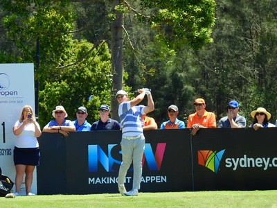 2018 NSW Golf Open - Day Four