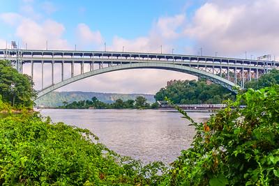 2017-09-07 Henry Hudson Bridge Inspection