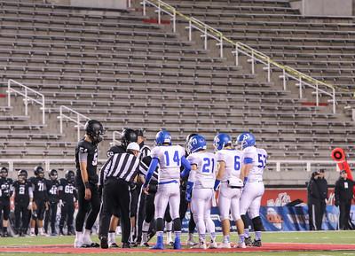 Dixie vs Cedar 3AA State Semi Football