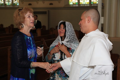 Father Mariano Ordination 2015