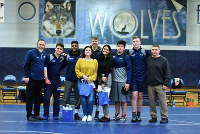 OE Westling Vs Plainfield No. ( Senior Night 2020)