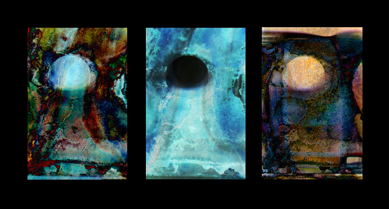 Sprocket Triptych