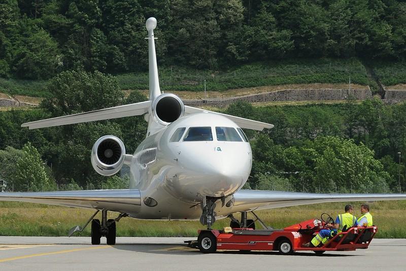 Lugano Airport - 05.06.2013