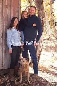 Fall Family 2021 Truckee