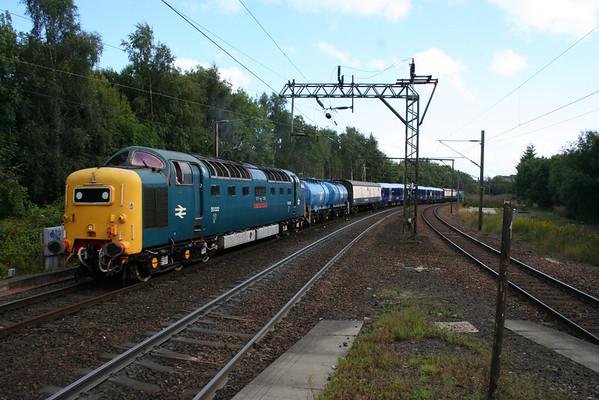 August 2013 railway photos