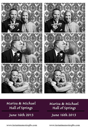 Marisa & Michael's Wedding 6-16-2013