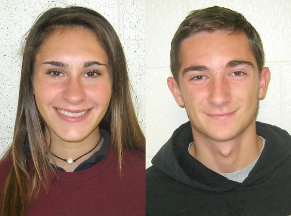 Briana Senese and Matt Roy