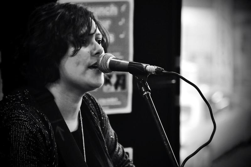 Anika Moa, Waitakere Libraries Music Month; c. 2009