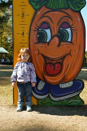 Pumpkin Patch Farms Trip 2015