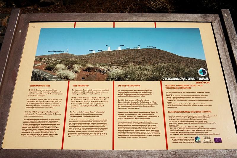 Podrobnější informace o observatoři