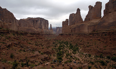 USA: Utah - Arches National Park