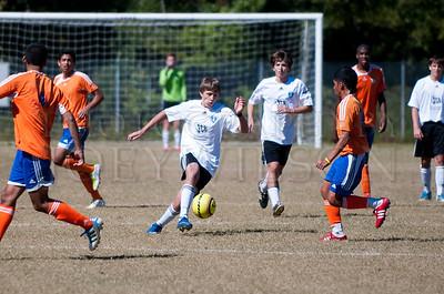 U17 Rovers vs Gwinnett - 10/22/2011