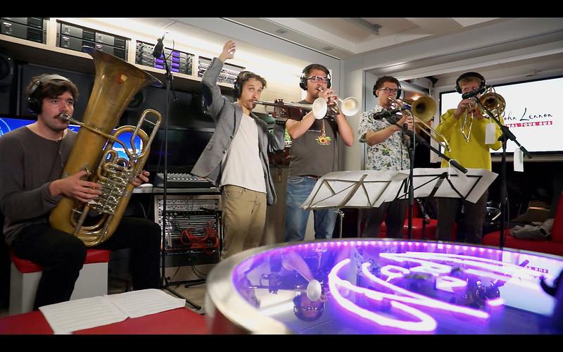 2013_08_20, Austria, Band session, eu.lb.org, JLETB, Salzburg, Audio Technica, Brass Section