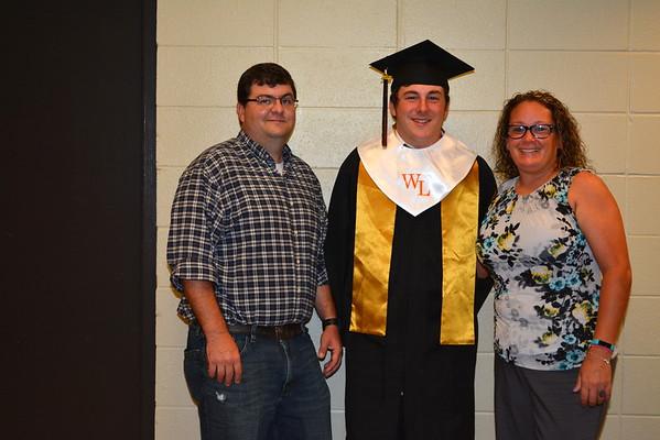 Tyler Graduation