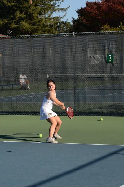 Menlo Girls Tennis 2013 - Senior 3