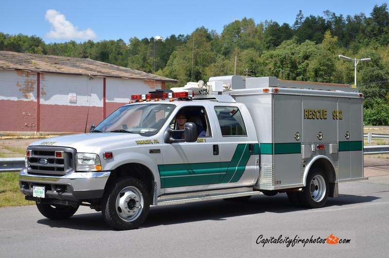 Tamaqua (Tamaqua Rescue Squad) Rescue Squad 992-1: 2003 Ford F-550/Swab